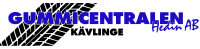 gummicentralen hedin logo